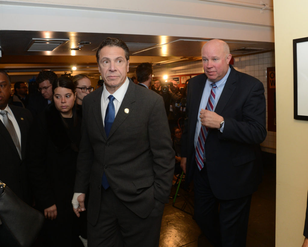 Cuomo Pushes to Weaken Ban on Toxic Foam Burning