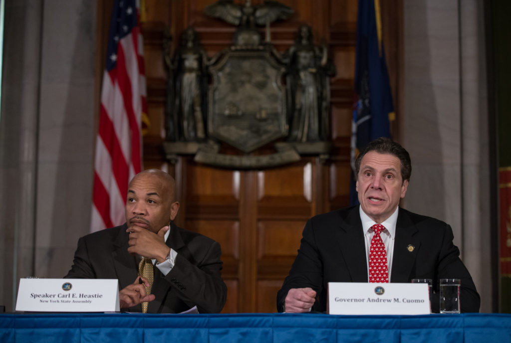 Assembly Speaker Heastie May be Holding Up Blanket Eviction Moratorium, Despite Senate Consensus