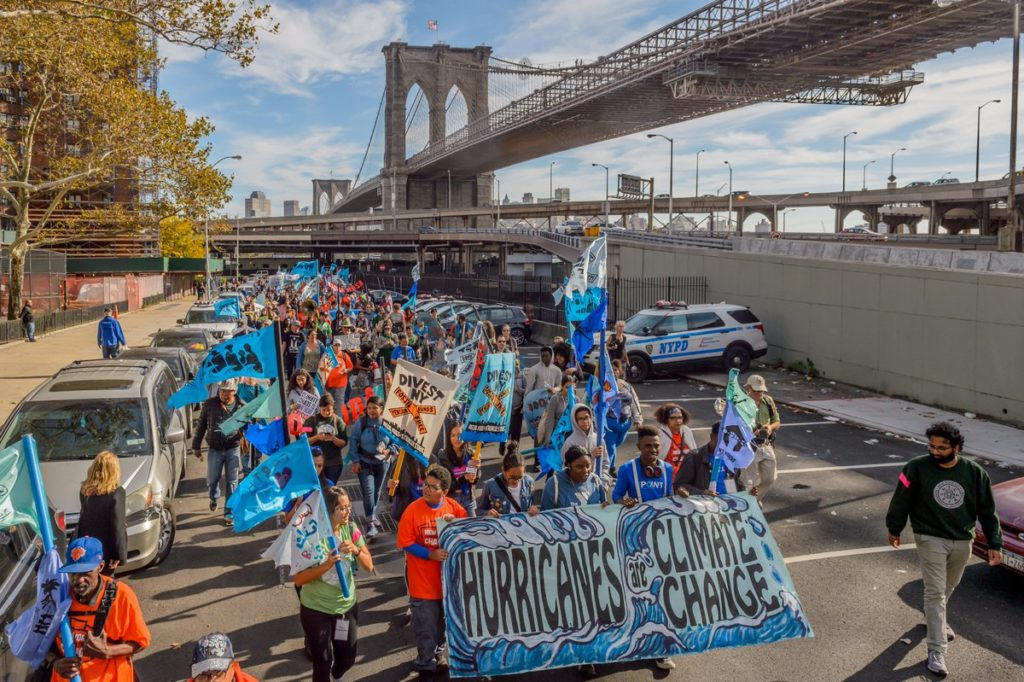 The Next Mayor Must Launch a Green New Deal for NYC