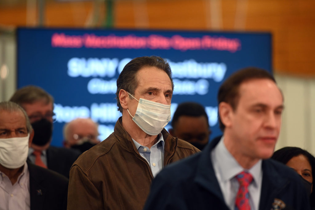 Where are the Safe Injection Facilities Cuomo Promised for New York?