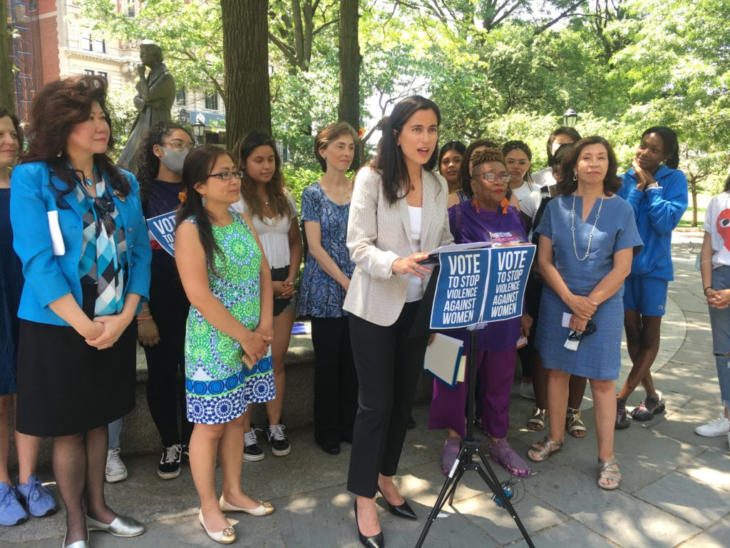 Manhattan DA Candidate Tali Farhadian Weinstein Skipped Years of Voting in Local Elections, Records Show