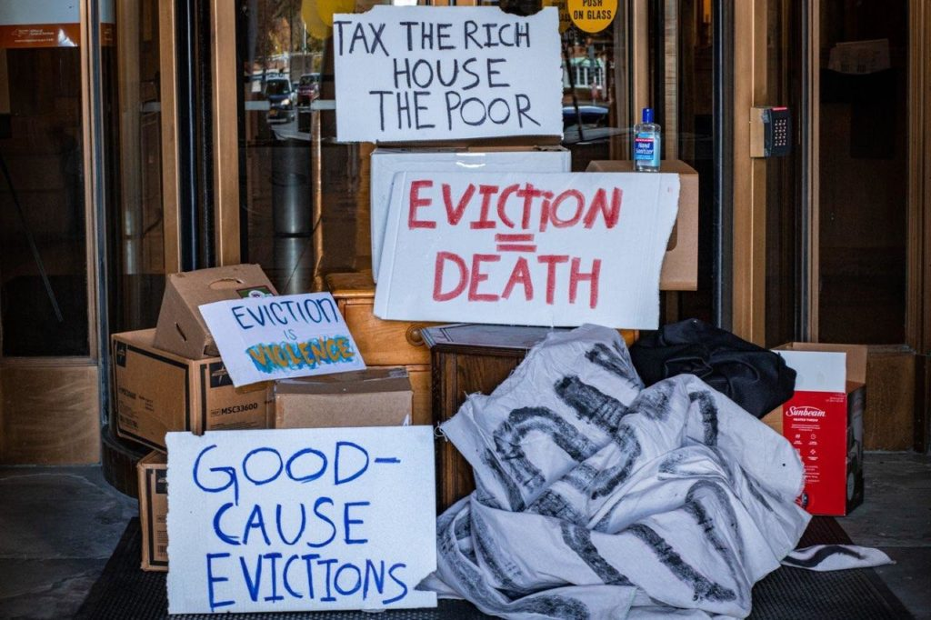 """A Wave of Upstate Cities Could Ban Eviction Without """"Good Cause"""""""