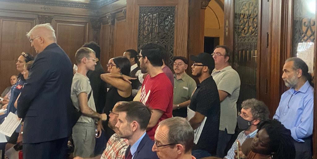 Albany Passes 'Good Cause Eviction,' In a First for New York