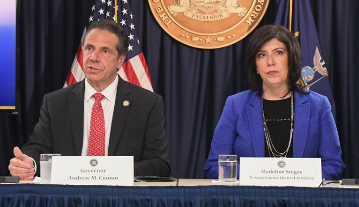 Andrew Cuomo Picked His Own Impeachment Jury