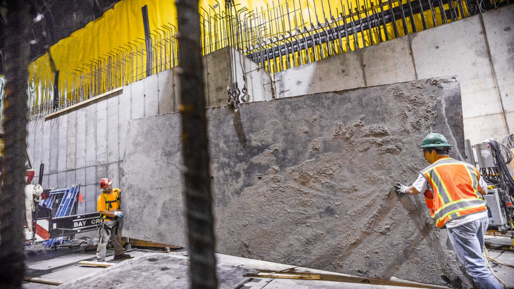 Inside New York's Messy Push to Clean Up Concrete